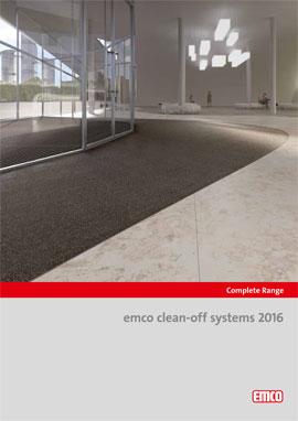 Katalóg EMCO Clean Off 2016
