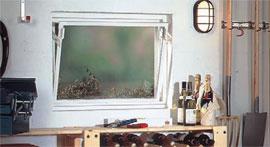 Pivničné okno